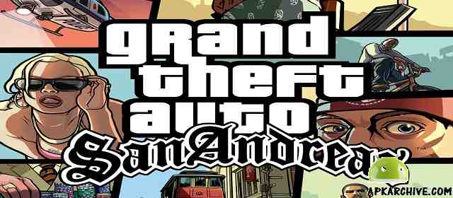 GTA SanAndreas apk